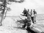 Снимок на память о Байкале