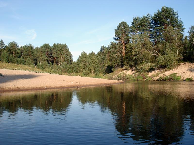 река меза костромская область рыбалка